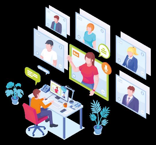 Soluzioni di Video Conferenze & Collaboration - Technoinside